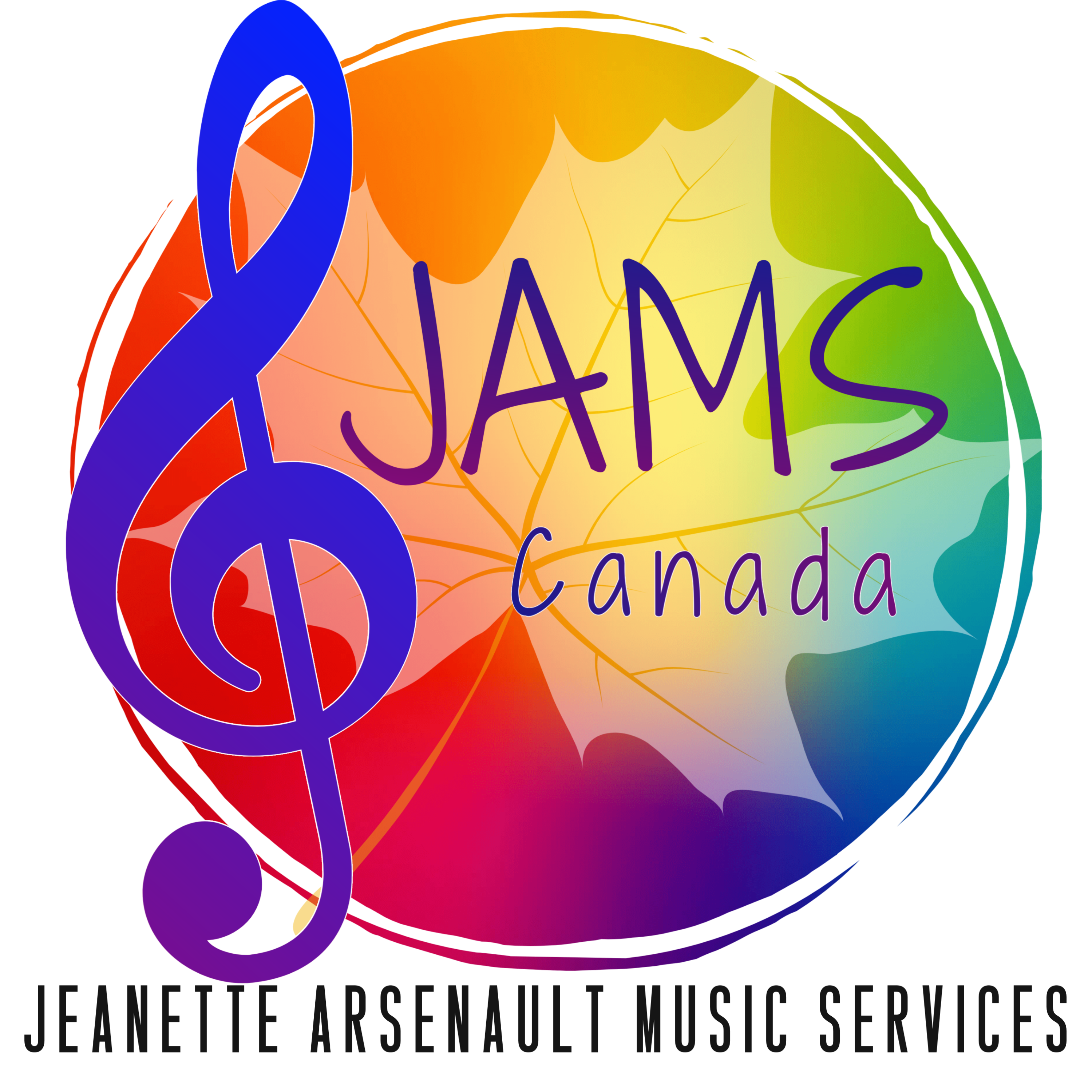 JAMS Canada - Jeanette Arsenault Music Services